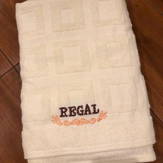 リーガル(REGAL)のREGALバスタオル(タオル/バス用品)