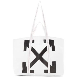 オフホワイト(OFF-WHITE)の新品 OFF-WHITE   ARROWS  TOTE BAG (トートバッグ)