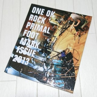 ワンオクロック(ONE OK ROCK)の【ONE OK ROCK】PRIMAL FOOT MARK ISSUE 2013(アート/エンタメ/ホビー)