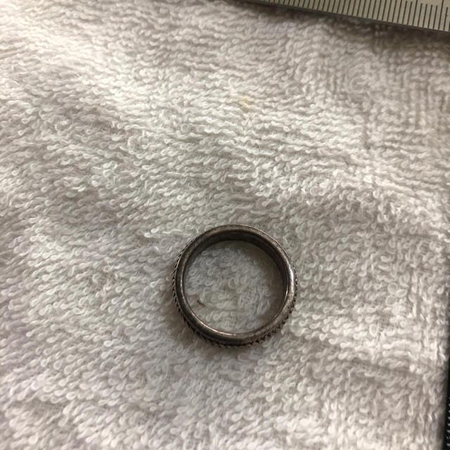 リング シルバー 16号 レディースのアクセサリー(リング(指輪))の商品写真