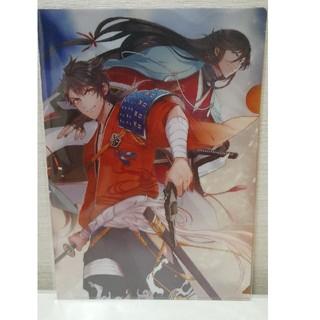 ★活撃 刀剣乱舞 クリアファイル(クリアファイル)