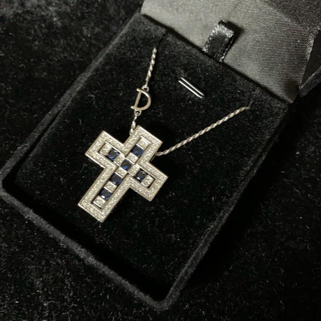 Damiani(ダミアーニ)のネックレス シルバー925 czダイヤモンド ベルエポック メンズ レディース レディースのアクセサリー(ネックレス)の商品写真