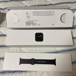 アップルウォッチ(Apple Watch)のApple Watch series5 ステンレス(スマートフォン本体)