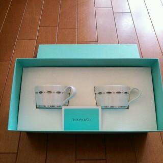 ティファニー(Tiffany & Co.)のTIFFANYコーヒーカップセット(その他)