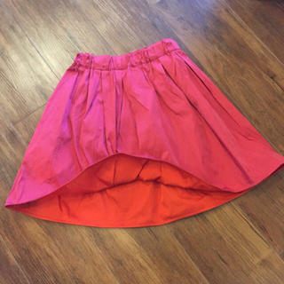 デミルクスビームス(Demi-Luxe BEAMS)のリバーシブルスカート ビームス(ひざ丈スカート)