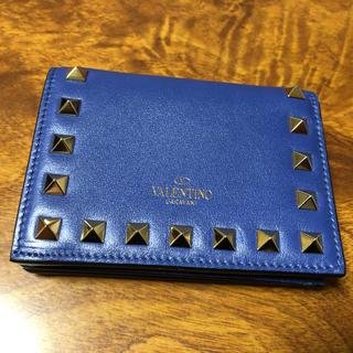 ヴァレンティノガラヴァーニ(valentino garavani)のヴァレンティノ(財布)