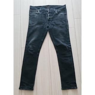 Nudie Jeans - Nudie Jeans GRIM TIM  DRY BLK COMF SELV