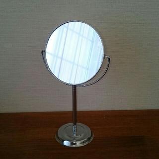 ニトリ(ニトリ)のニトリ 3倍鏡付きコスメミラー(卓上ミラー)