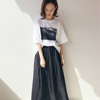 イエナ(IENA)のparis photo Tシャツ◆(Tシャツ(半袖/袖なし))