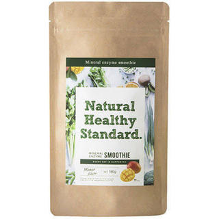 Natural Healthy Standard ミネラル酵素スムージー
