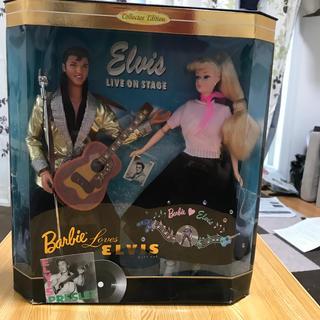 バービー(Barbie)のBarbieドール lovesエルビス ギフトボックス(その他)