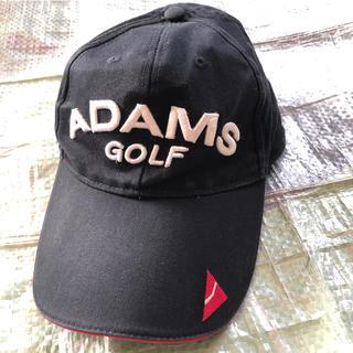 アダムスゴルフ(Adams Golf)のヘイケガニ様専用!アダムスゴルフ キャップ(キャップ)