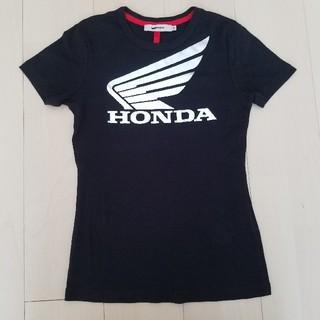 ガス(GAS)のロゴティーシャツ HONDA GAS 黒(Tシャツ(半袖/袖なし))