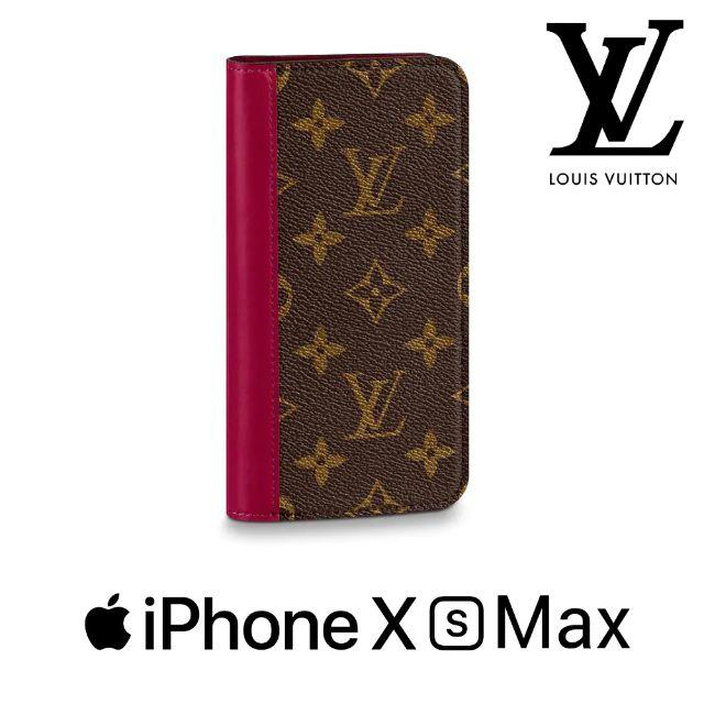 LOUIS VUITTON - ★新品★正規店購入★ルイヴィトン iPhoneカバー IPHONE XS MAXの通販