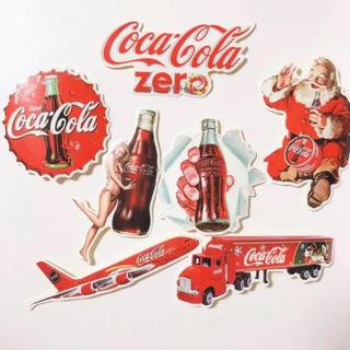 コカ・コーラ - コカ・コーラステッカー