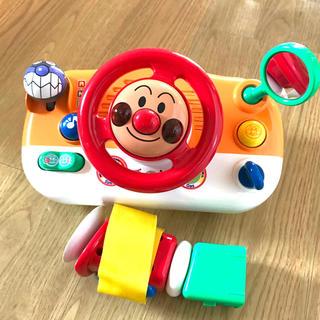 アンパンマン(アンパンマン)のアンパンマン おでかけメロディハンドル おもちゃ(ベビーカー用アクセサリー)