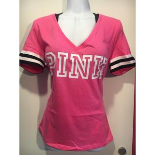 ヴィクトリアズシークレット(Victoria's Secret)のTシャツ ヴィクトリアシークレット Victoria's Secret (Tシャツ(半袖/袖なし))