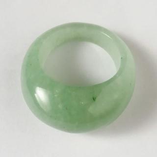 リング(指輪) グリーン アベンチュリン パワーストーン(リング(指輪))