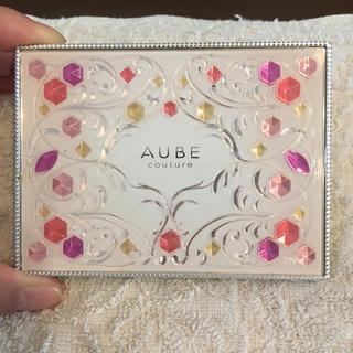 オーブクチュール(AUBE couture)のオーブ クチュール アイシャドウ 口紅(アイシャドウ)