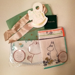 アフタヌーンティー(AfternoonTea)のムーミン baby gift set(その他)