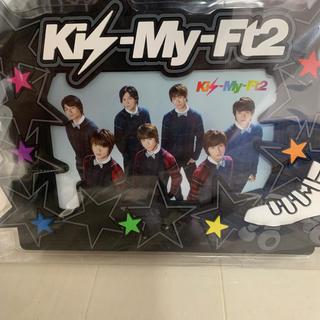 キスマイフットツー(Kis-My-Ft2)のKis-My-Ft2 ☆ フォトフレーム(アイドルグッズ)