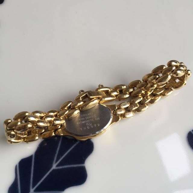 SEIKO(セイコー)のSEIKO クオーツ ゴールド レディースのファッション小物(腕時計)の商品写真