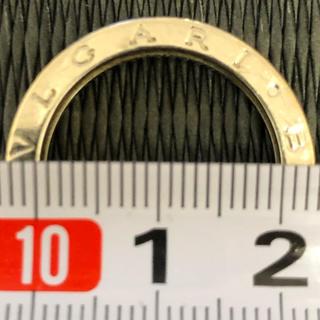ブルガリ(BVLGARI)のブルガリ指輪 ホワイトゴールド 21号か22号(リング(指輪))