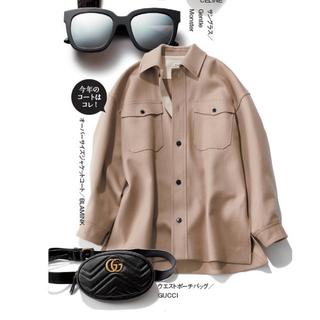 ドゥロワー(Drawer)のblamink 滝沢眞規子 私服愛用 オーバーサイズジャケットコート(その他)