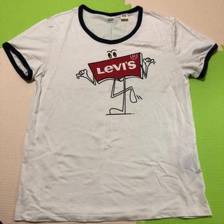 リーバイス(Levi's)のリーバイス  Tシャツ レディース  (Tシャツ(半袖/袖なし))