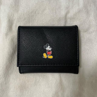フリークスストア(FREAK'S STORE)のmini特別付録/クラシックミッキー上質レザー調三つ折り財布(財布)