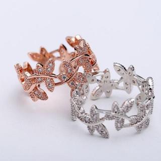 4047 蝶々リング 指輪 アレルギー対応 プレゼント 誕生日 結婚式(リング(指輪))