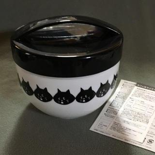 Ne-net  にゃー  カフェ丼 ランチ ボックス(弁当用品)