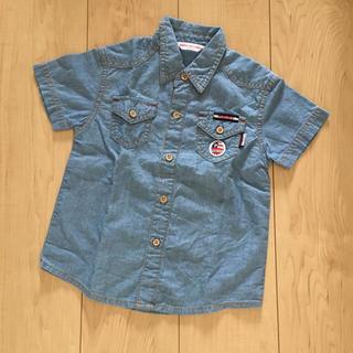 パーソンズキッズ(PERSON'S KIDS)のパーソンズ 半袖シャツ 95(Tシャツ/カットソー)