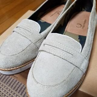フレッドペリー(FRED PERRY)のFRED PERRYスエードローファー(ローファー/革靴)