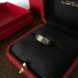 カルティエ(Cartier)のCartierカルティエラブリング WGホワイトゴールド 51(リング(指輪))