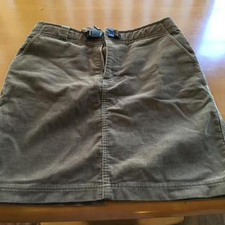 モンベル(mont bell)のmont-bell スカート Mサイズ(ひざ丈スカート)
