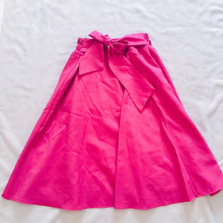 シマムラ(しまむら)のミラクルクローゼット☆スカート(ひざ丈スカート)
