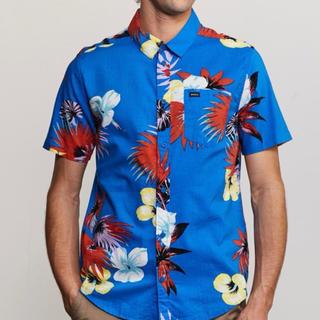ルーカ(RVCA)のRVCA アロハシャツ(Tシャツ/カットソー(半袖/袖なし))