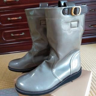 バークレー(BARCLAY)のバークレー レインブーツ 24.5EEE(レインブーツ/長靴)