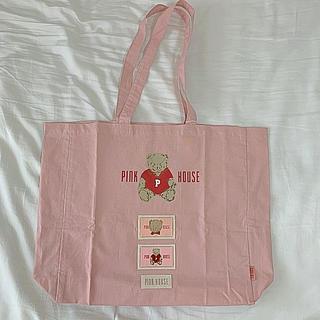 ピンクハウス(PINK HOUSE)のピンクハウス トートバッグ 新品未使用 オールドピンクハウス (トートバッグ)
