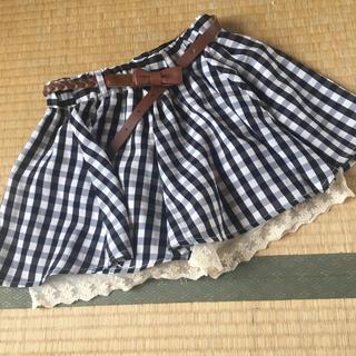 しまむら - スカート130cm