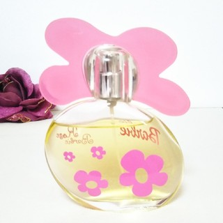 バービー(Barbie)の【Barbie】バービー香水  フランス製 75ml(香水(女性用))