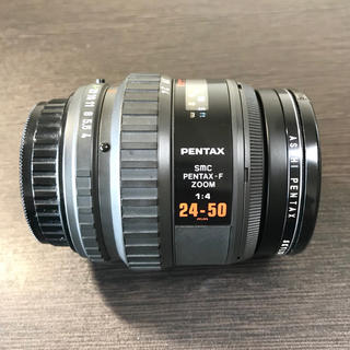 PENTAX - PENTAX SMC ZOOM 1:4 F4 24-50mm レンズ 一眼レフ