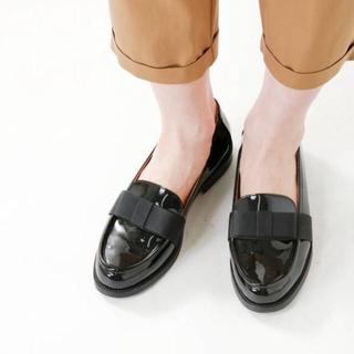 ディエゴベリーニ(DIEGO BELLINI)のディエゴベリーニ✴︎エナメルグログランリボンローファー(ローファー/革靴)