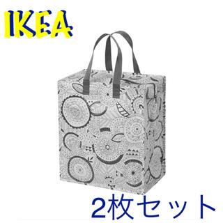 イケア(IKEA)の新品 新商品 IKEA  イケア スラフェン チャック付き(エコバッグ)