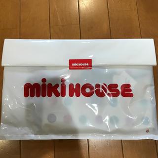 ミキハウス(mikihouse)のMIKI HOUSE オムツケース(ベビーおむつバッグ)