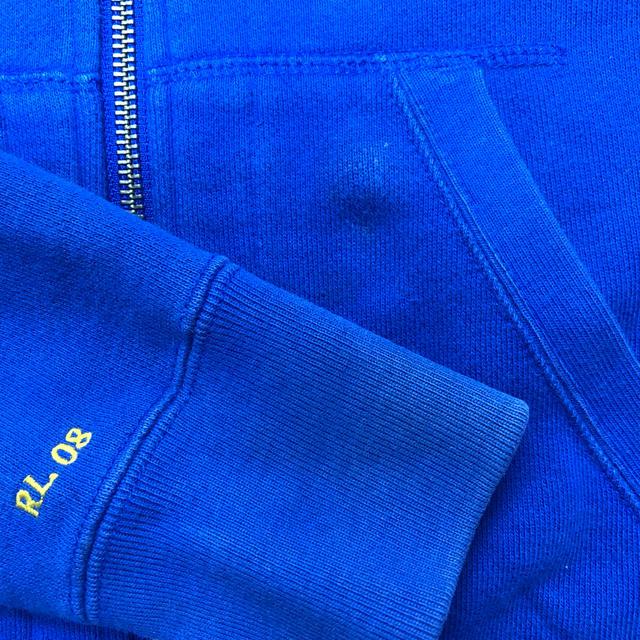 Ralph Lauren(ラルフローレン)の87..POLOフードパーカー レディースのトップス(パーカー)の商品写真