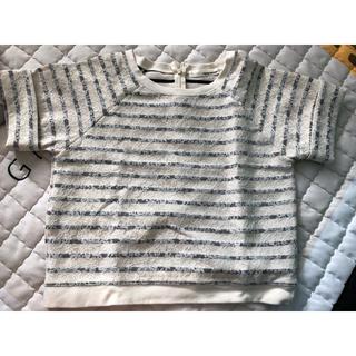 ミスティウーマン(mysty woman)のmisty woman 半袖 レディース(Tシャツ(半袖/袖なし))