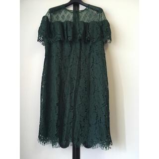 【 UK16】lovedroveドレス(ひざ丈ワンピース)