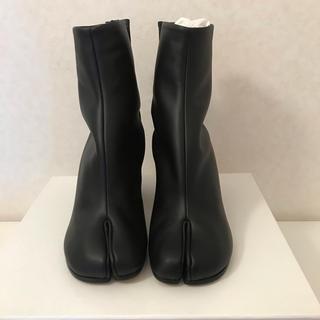 マルタンマルジェラ(Maison Martin Margiela)のMAISON MARGIELA TABI BOOTS36 マルジェラ足袋ブーツ(ブーツ)